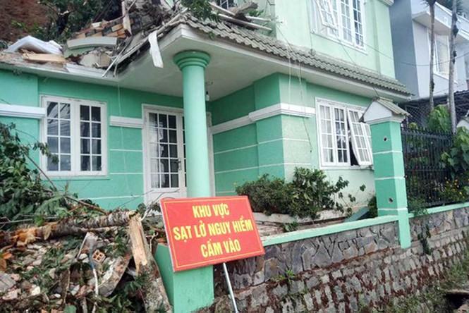 Đà Lạt: Đào khoét, san gạt đất bừa bãi, nhiều nơi bị sạt lở - ảnh 4