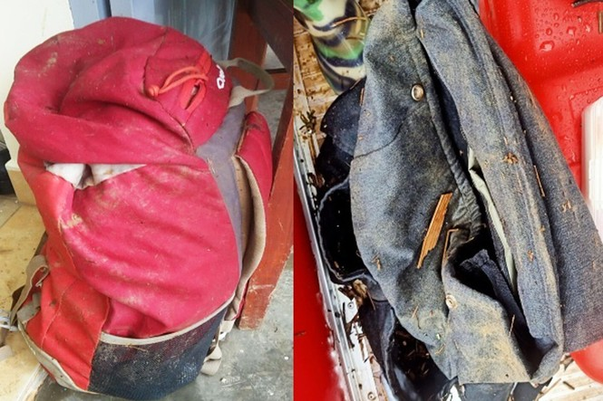 Tìm thấy ba lô của 2 nữ du khách mất tích ở Lâm Đồng - ảnh 1