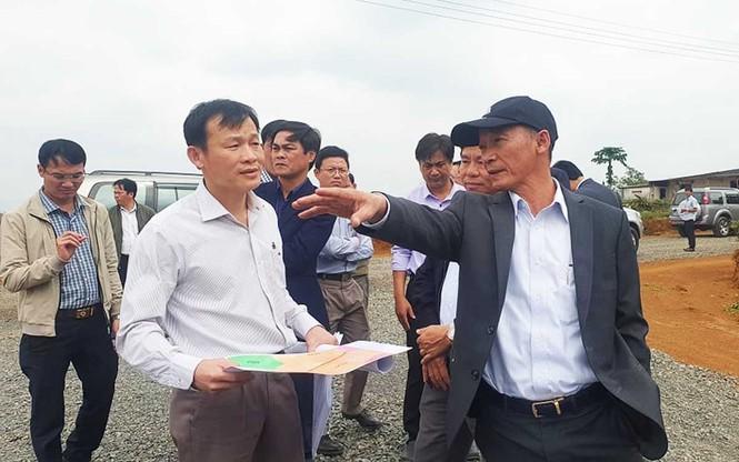 Công an vào cuộc điều tra vụ phân lô bán đất nông nghiệp ở Bảo Lộc - ảnh 3