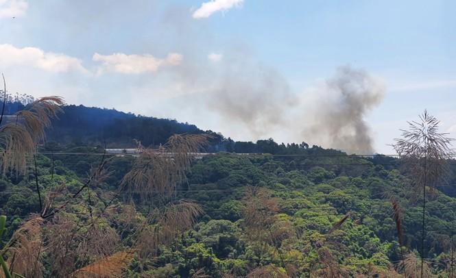 Nguy cơ cháy rừng cấp cực kỳ nguy hiểm ở Lâm Đồng  - ảnh 1