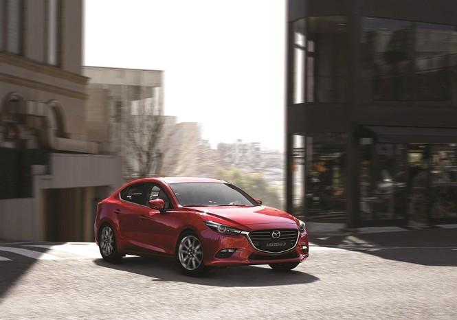 Vượt mốc 50.000 xe, Mazda3 ưu đãi lên đến 70 triệu đồng - ảnh 3