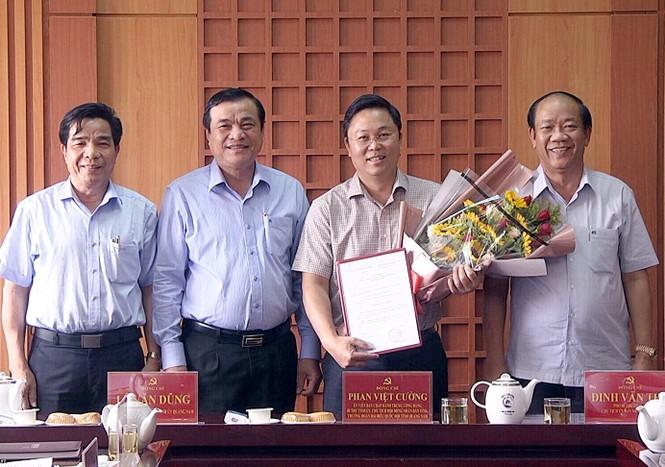 Công bố quyết định nhân sự của Ban Bí thư Trung ương Đảng - ảnh 1