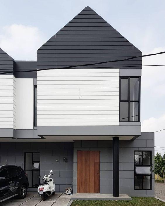 Những kiểu nhà mái và mặt tiền khác biệt gây tò mò nhưng siêu ấn tượng - ảnh 2