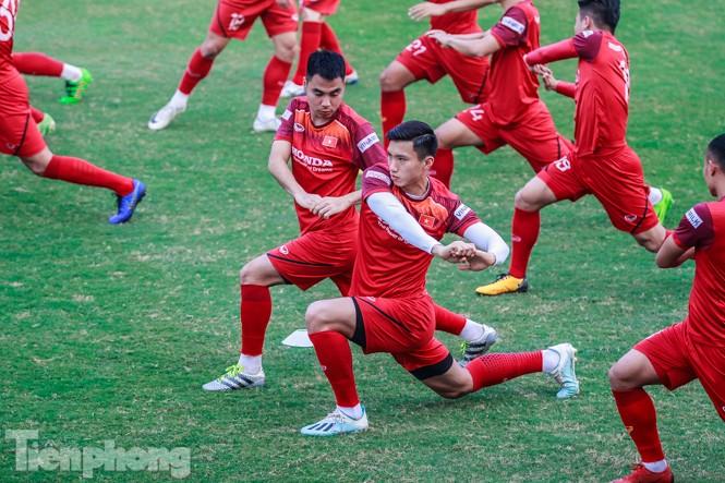 Park Hang Seo 'tung' giáo án lạ trước trận gặp UAE - ảnh 3
