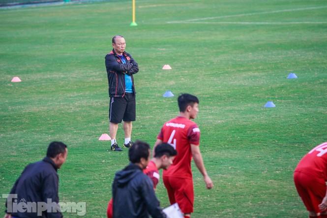Park Hang Seo 'tung' giáo án lạ trước trận gặp UAE - ảnh 4