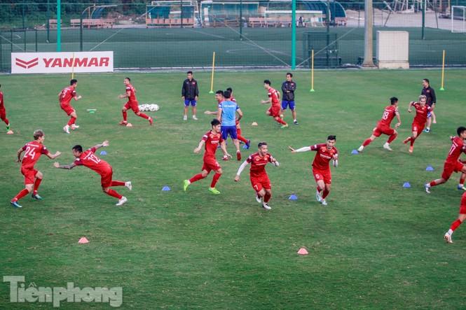 Park Hang Seo 'tung' giáo án lạ trước trận gặp UAE - ảnh 5