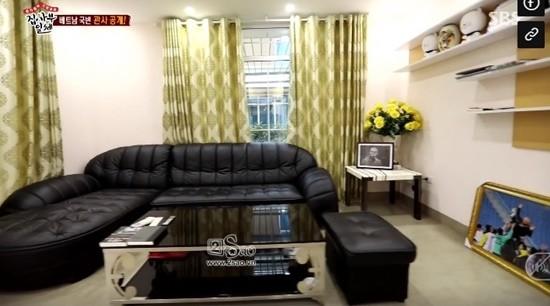 Ngắm căn nhà của thầy Park Hang Seo ở Hà Nội - ảnh 4