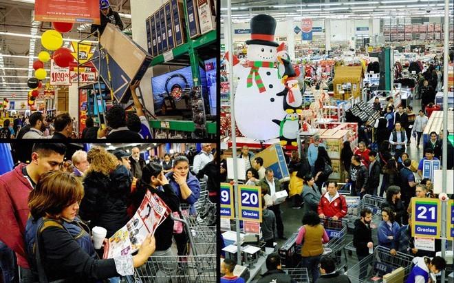 Black Friday bùng nổ tại các cửa hàng khắp thế giới - ảnh 3