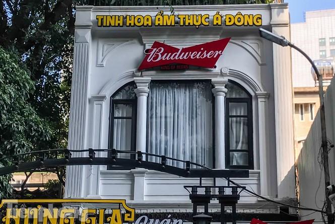 Biệt thự cổ Hà Nội thi nhau thành nhà hàng, quán nhậu - ảnh 5