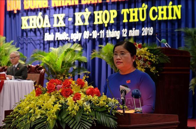 Bình Phước có nữ Chủ tịch tỉnh - ảnh 2