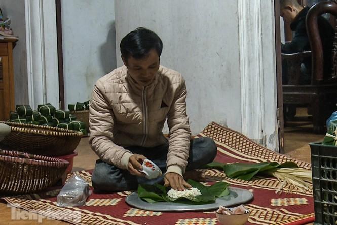 Nhiều nơi ở Hà Nội gửi hàng vạn bánh chưng ủng hộ miền Trung - ảnh 7