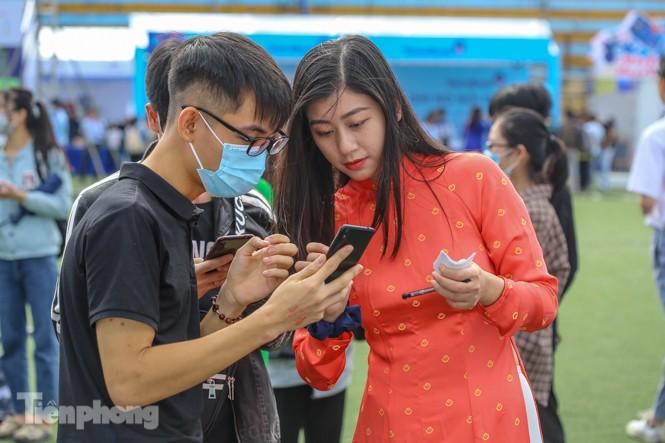 Giới trẻ nườm nượp đến trải nghiệm Ngày thẻ Việt Nam 2020 - ảnh 14