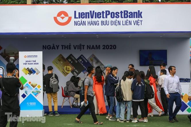 Giới trẻ nườm nượp đến trải nghiệm Ngày thẻ Việt Nam 2020 - ảnh 15