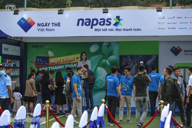 Giới trẻ nườm nượp đến trải nghiệm Ngày thẻ Việt Nam 2020 - ảnh 17