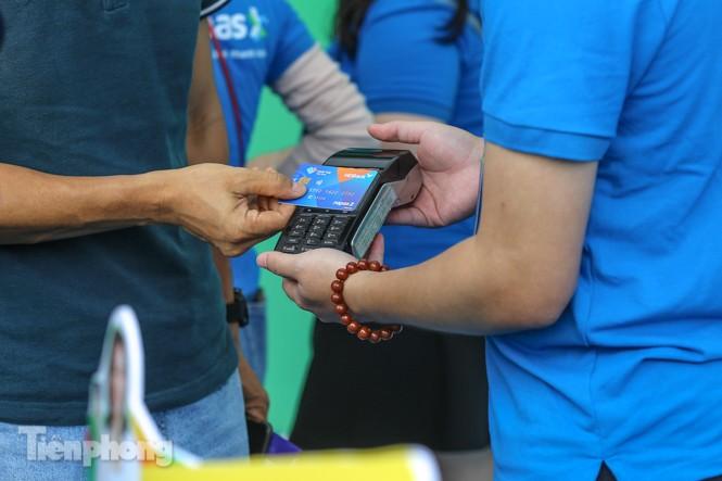 Giới trẻ nườm nượp đến trải nghiệm Ngày thẻ Việt Nam 2020 - ảnh 18