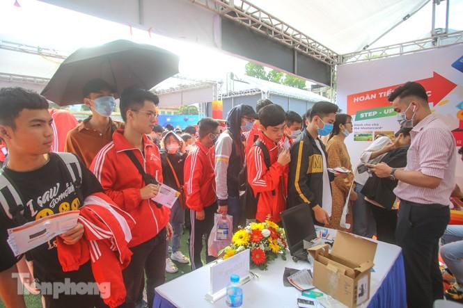 Giới trẻ nườm nượp đến trải nghiệm Ngày thẻ Việt Nam 2020 - ảnh 20