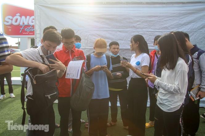 Giới trẻ nườm nượp đến trải nghiệm Ngày thẻ Việt Nam 2020 - ảnh 3