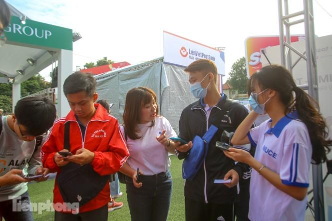 Giới trẻ nườm nượp đến trải nghiệm Ngày thẻ Việt Nam 2020 - ảnh 4