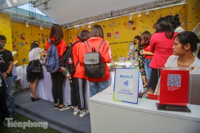 Giới trẻ nườm nượp đến trải nghiệm Ngày thẻ Việt Nam 2020 - ảnh 5