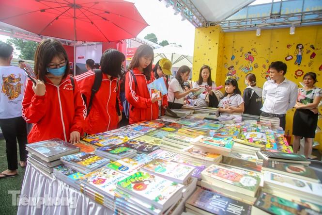Giới trẻ nườm nượp đến trải nghiệm Ngày thẻ Việt Nam 2020 - ảnh 6