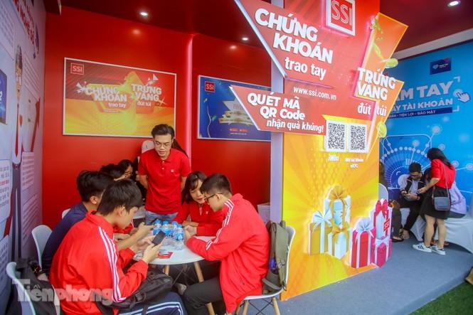 Giới trẻ nườm nượp đến trải nghiệm Ngày thẻ Việt Nam 2020 - ảnh 8