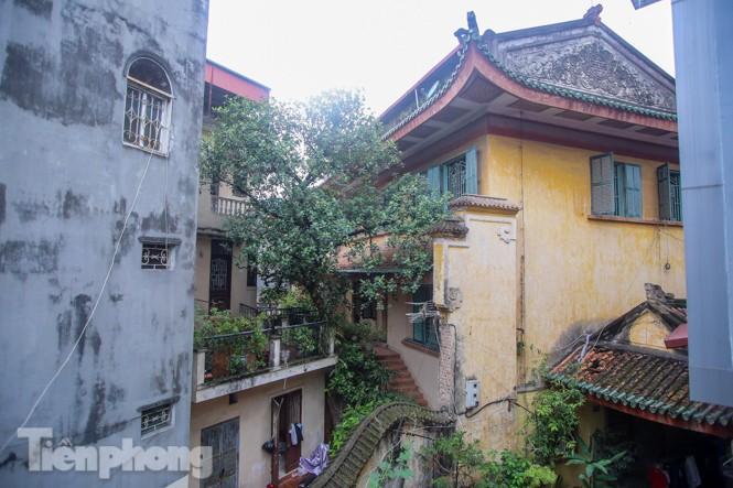 Chiêm ngưỡng hai dinh thự cổ của vua Bảo Đại ở Hà Nội - ảnh 1