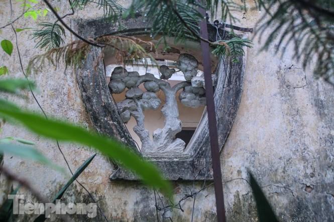 Chiêm ngưỡng hai dinh thự cổ của vua Bảo Đại ở Hà Nội - ảnh 6