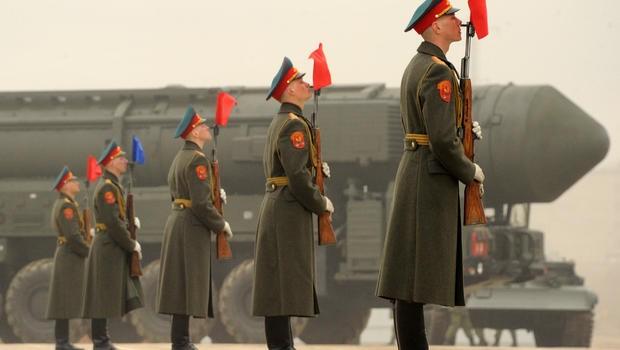 Tổng thống Putin đích thân chỉ huy diễn tập tên lửa đạn đạo  - ảnh 1