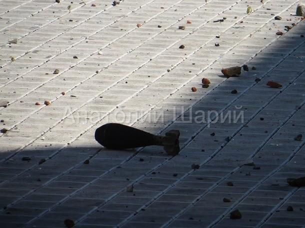 Sloviansk tan hoang sau cuộc pháo kích của quân đội Ukraine - ảnh 9