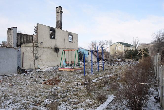 [ẢNH] Miền Đông Ukraine sau 3 ngày đình chiến - ảnh 11