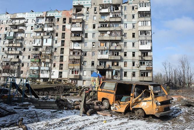 [ẢNH] Miền Đông Ukraine sau 3 ngày đình chiến - ảnh 13