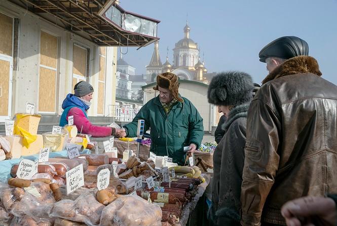 [ẢNH] Miền Đông Ukraine sau 3 ngày đình chiến - ảnh 15