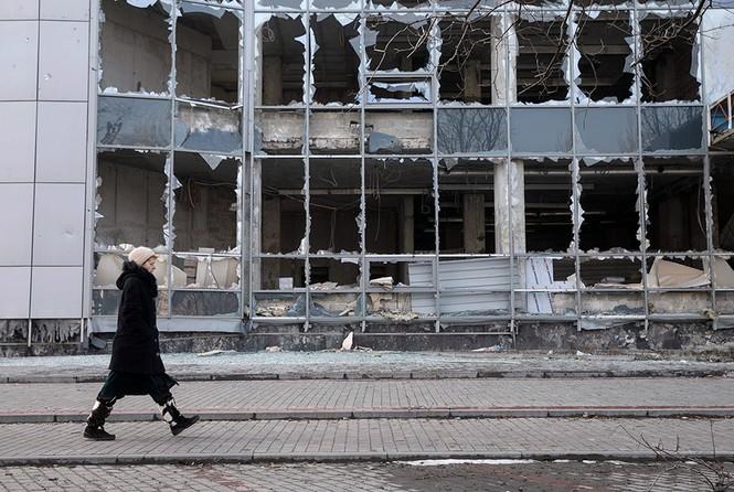 [ẢNH] Miền Đông Ukraine sau 3 ngày đình chiến - ảnh 16
