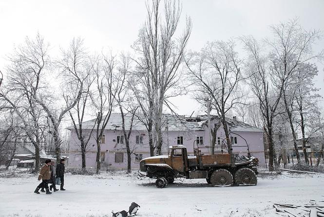 [ẢNH] Miền Đông Ukraine sau 3 ngày đình chiến - ảnh 17