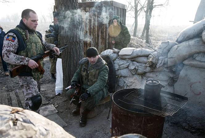 [ẢNH] Miền Đông Ukraine sau 3 ngày đình chiến - ảnh 18