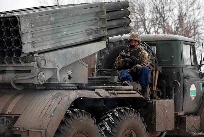[ẢNH] Miền Đông Ukraine sau 3 ngày đình chiến - ảnh 19