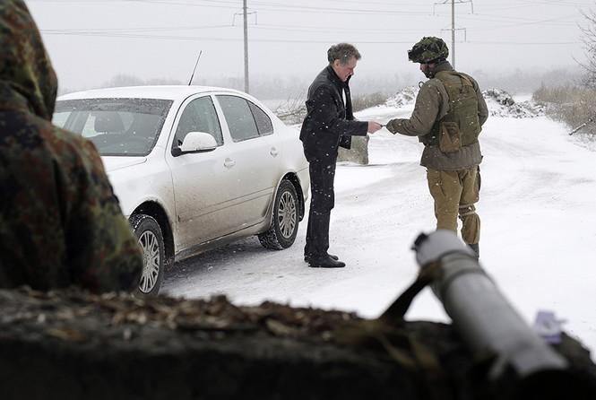 [ẢNH] Miền Đông Ukraine sau 3 ngày đình chiến - ảnh 2