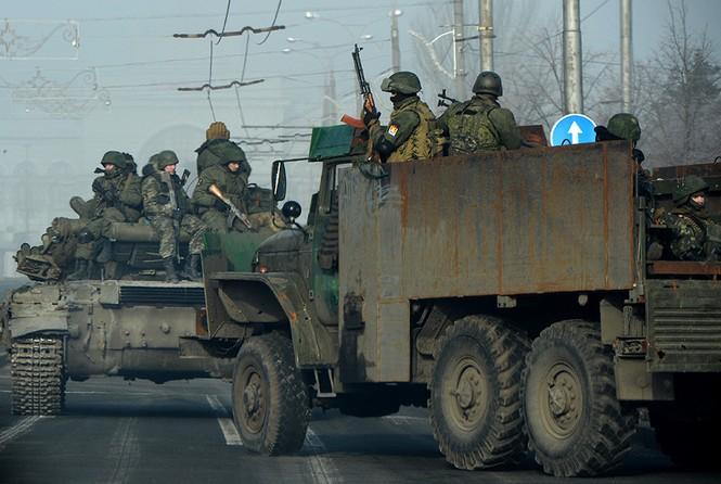 [ẢNH] Miền Đông Ukraine sau 3 ngày đình chiến - ảnh 3