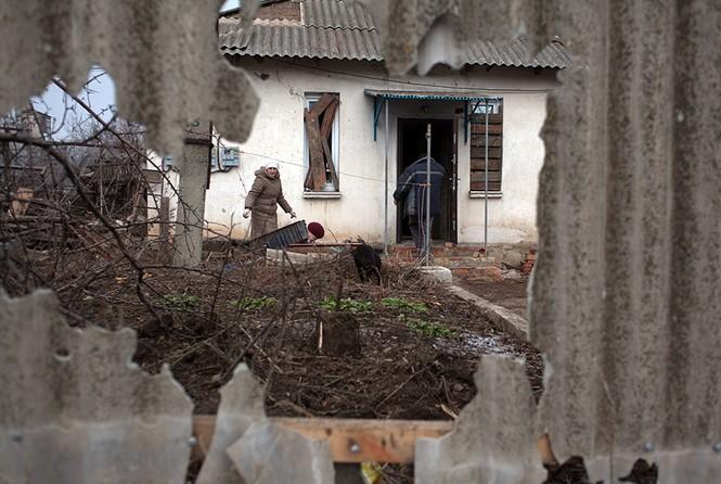 [ẢNH] Miền Đông Ukraine sau 3 ngày đình chiến - ảnh 4