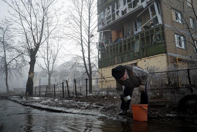 [ẢNH] Miền Đông Ukraine sau 3 ngày đình chiến - ảnh 5