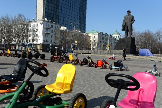 [ẢNH] Miền Đông Ukraine sau 3 ngày đình chiến - ảnh 8