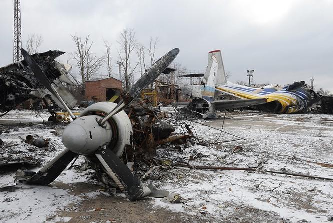 [ẢNH] Miền Đông Ukraine sau 3 ngày đình chiến - ảnh 9