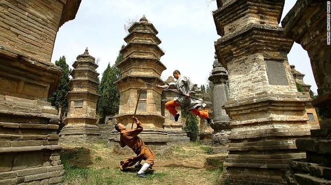 Những điều ít biết về 'thánh địa' võ thuật Thiếu Lâm Tự - ảnh 1