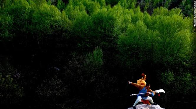 Những điều ít biết về 'thánh địa' võ thuật Thiếu Lâm Tự - ảnh 2