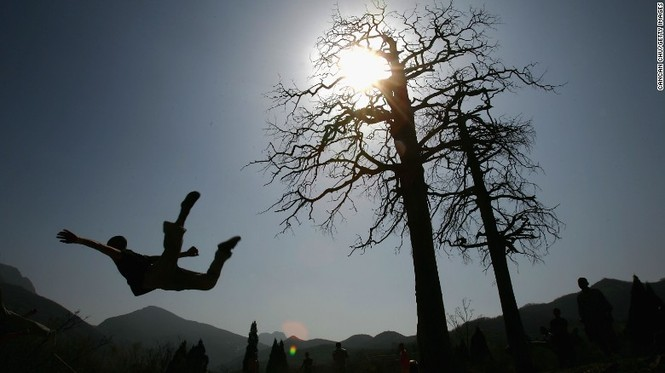 Những điều ít biết về 'thánh địa' võ thuật Thiếu Lâm Tự - ảnh 3