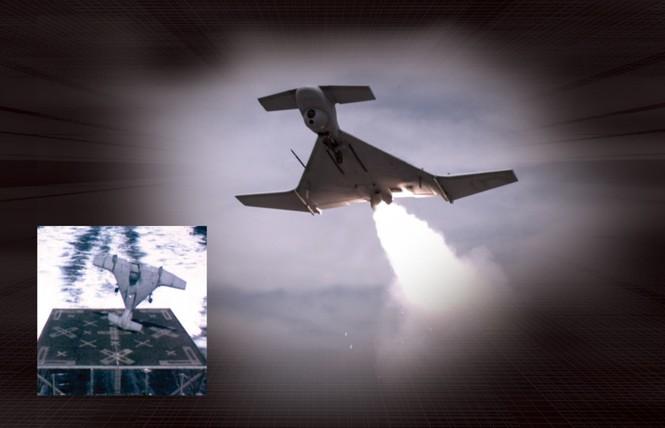 [ẢNH] Israel lộ UAV cảm tử Harop - ảnh 1