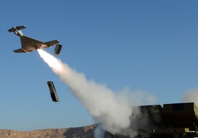 [ẢNH] Israel lộ UAV cảm tử Harop - ảnh 3