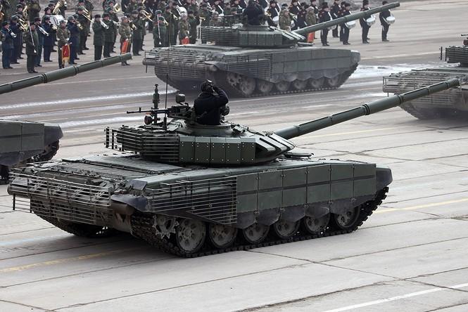 Xuất hiện vũ khí mới của Nga trong Ngày Chiến thắng - ảnh 8
