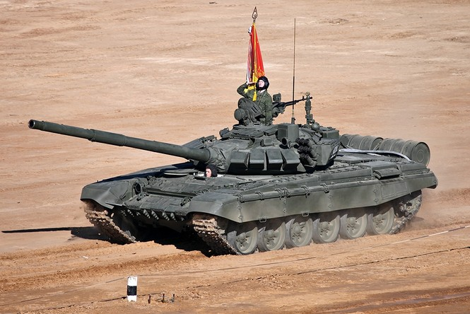 Xuất hiện vũ khí mới của Nga trong Ngày Chiến thắng - ảnh 2