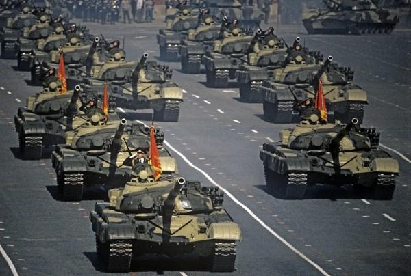 Xuất hiện vũ khí mới của Nga trong Ngày Chiến thắng - ảnh 1